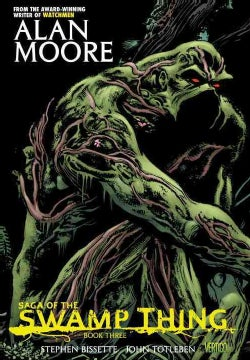 Saga of the Swamp Thing 3 (Paperback)