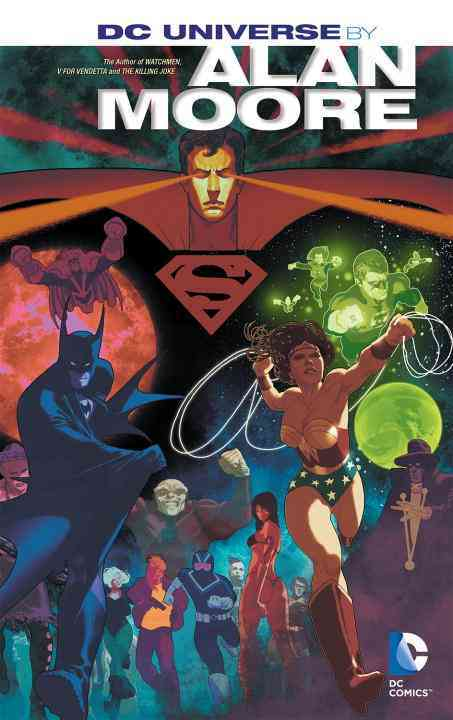 DC Universe by Alan Moore (Paperback)