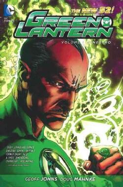 Green Lantern 1: Sinestro (The New 52) (Paperback)