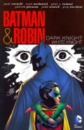 Batman & Robin: Dark Knight Vs. White Knight (Paperback)