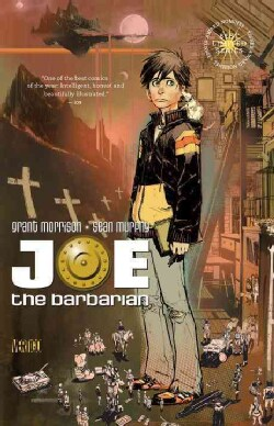 Joe the Barbarian (Paperback)