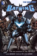 Batwing 2: In the Shadow of the Ancients (Paperback)