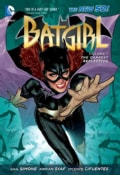 Batgirl 1: The Darkest Reflection (Paperback)