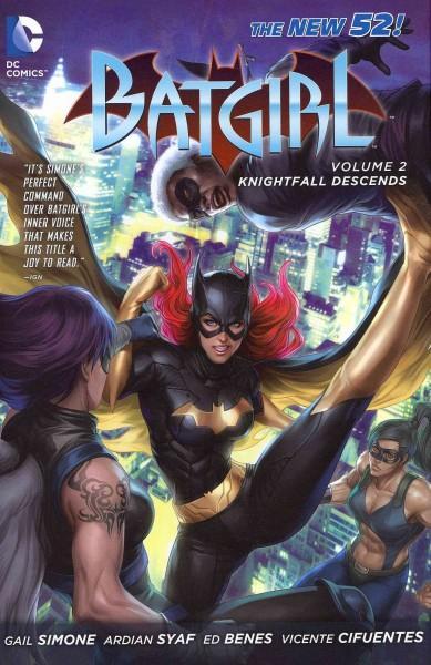 Batgirl 2: Knightfall Descends (Hardcover)