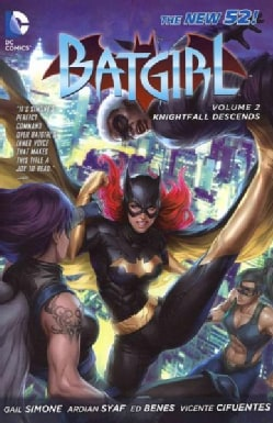 Batgirl 2: Knightfall Descends (Hardcover)