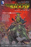 Frankenstein Agent of S.H.A.D.E. 2: Secrets of the Dead (Paperback)