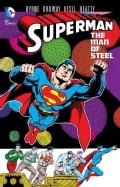 Superman 7: The Man of Steel (Paperback)