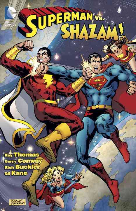 Superman Vs. Shazam! (Paperback)