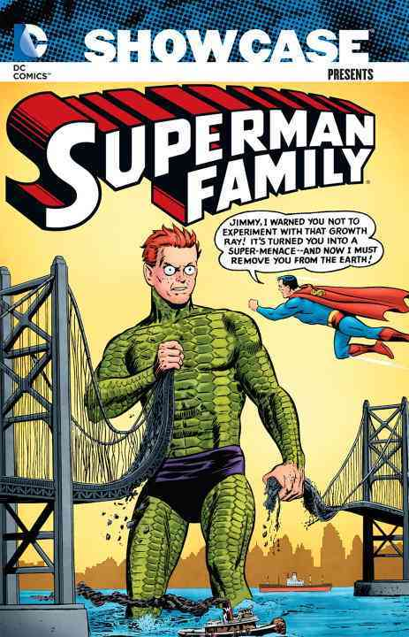 Showcase Presents Superman Family 4 (Paperback)