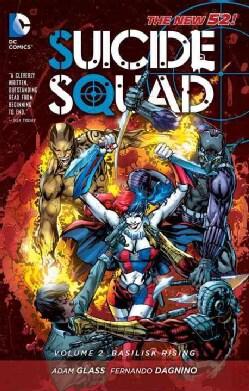 Suicide Squad 2: Basilisk Rising (Paperback)