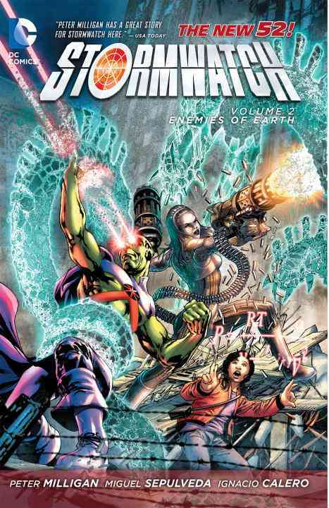 Stormwatch 2: Enemies of Earth (Paperback)