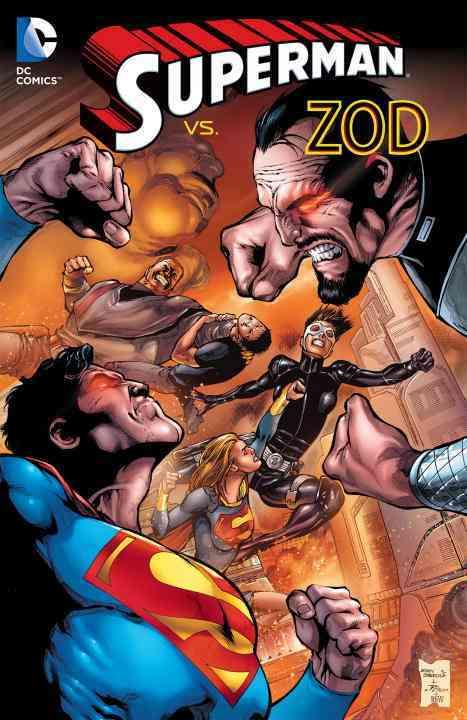 Superman: Superman Vs. Zod (Paperback)