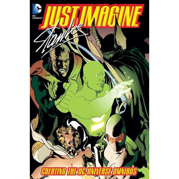 Just Imagine Stan Lee Creating the DC Universe Omnibus (Hardcover) 9279830