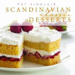 Scandinavian Classic Desserts (Hardcover)
