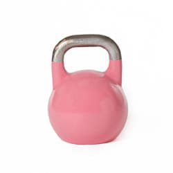 Eight-kilogram Steel-shell Competition Kettlebell with Sanded Handle