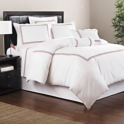 Roxbury Park Patriot Baratto 3-piece Duvet Cover Set