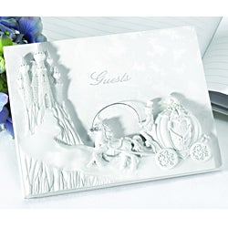 HBH 'Once Upon A Time' Resin Guest Book