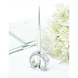 HBH Jeweled Ring Pen Set
