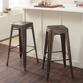 Tabouret Vintage Bar Stools (Set of 2)