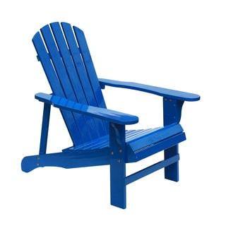 Royal Blue Adirondack Chair
