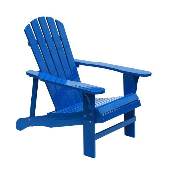 blue adirondack chairs 1