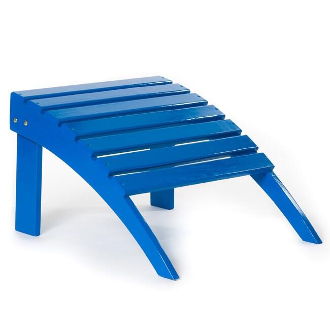 Royal Blue Leg Rest