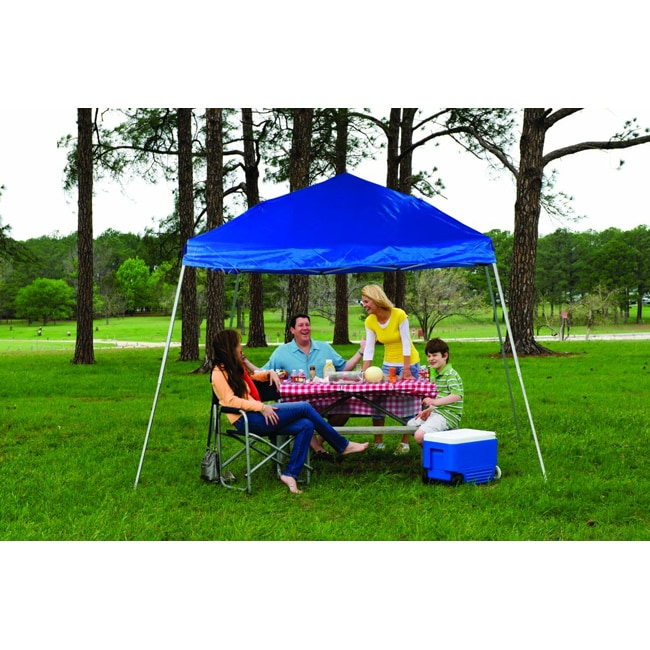 Sports and Toys by O Fast Set Instant Pop Up Slant Wall Canopy (10' x 10') at Sears.com