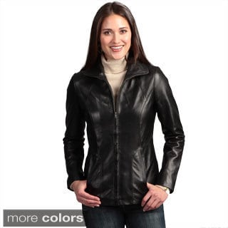 Collezione Women's Leather Italia Jacket