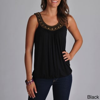 Grace Elements Women's Studded Tank Top