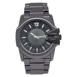 Diesel Men's Black Timeframe Watch