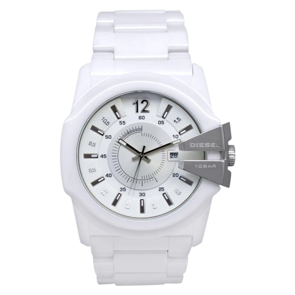 Diesel Men's DZ1515 Timeframe White Watch