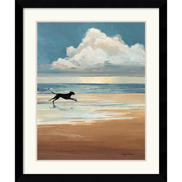 Avery Tillmon 'Low Tide' Framed Art Print