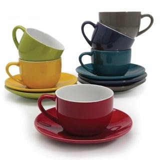 Cordon Blue Cappuccino Cups