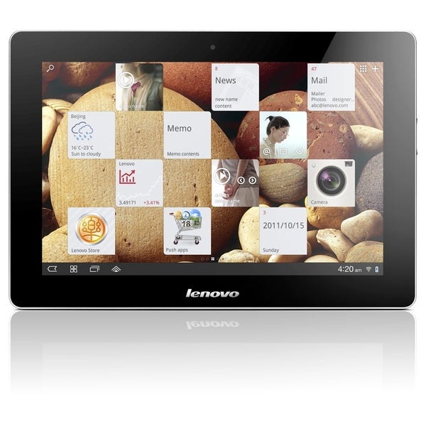 "Lenovo IdeaTab S2110 2258B4U 16 GB Tablet - 10.1"" - In-plane Switchin"