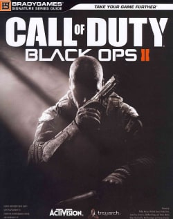 Call of Duty: Black Ops II (Paperback)