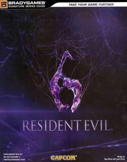 Resident Evil 6 (Paperback)