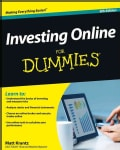 Investing Online for Dummies (Paperback)