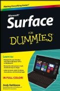 Surface For Dummies (Paperback)