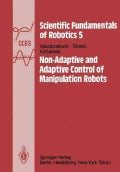 Non-Adaptive and Adaptive Control of Manipulation Robots (Paperback)