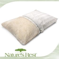 Nature's Rest Springs Jumbo-size Latex Bed Pillow