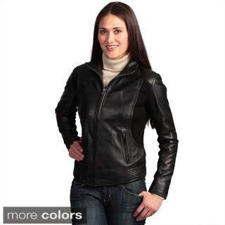 Collezione Italia Women's Leather Jacket