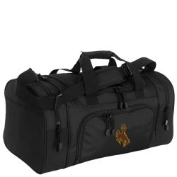 University of Wyoming 22-inch Collegiate Duffle Bag