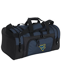 University of West Virginia 22-inch Collegiate Duffel Bag