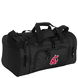 Washington State University 22-inch Collegiate Duffel Bag
