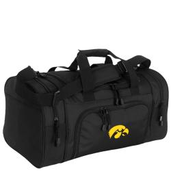 University of Iowa Collegiate Duffle Bag