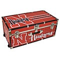 University of Nebraska 30-inch Wheeled Foot Locker Trunk