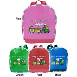 'Going to Grandma's' Lighted Children's Backpack
