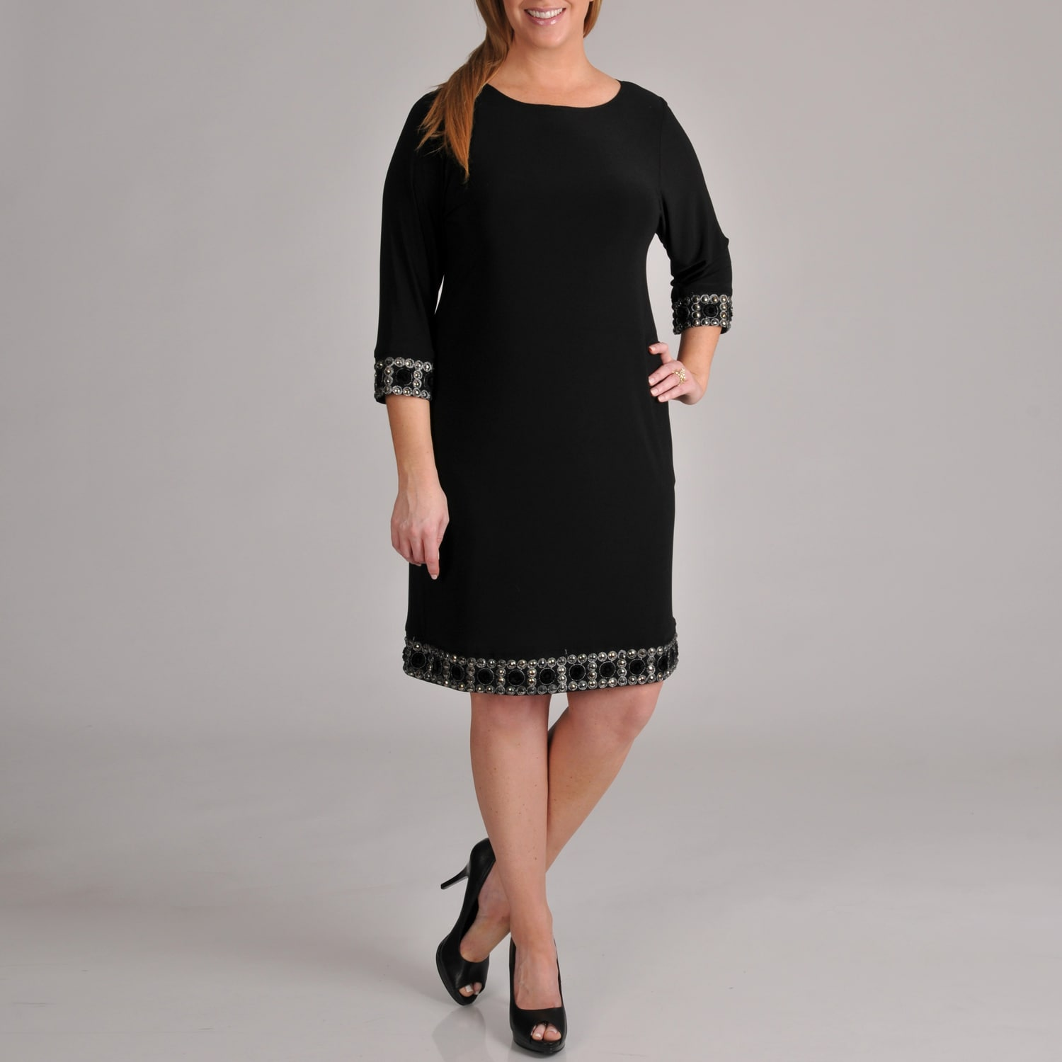 tiana b dresses plus size long
