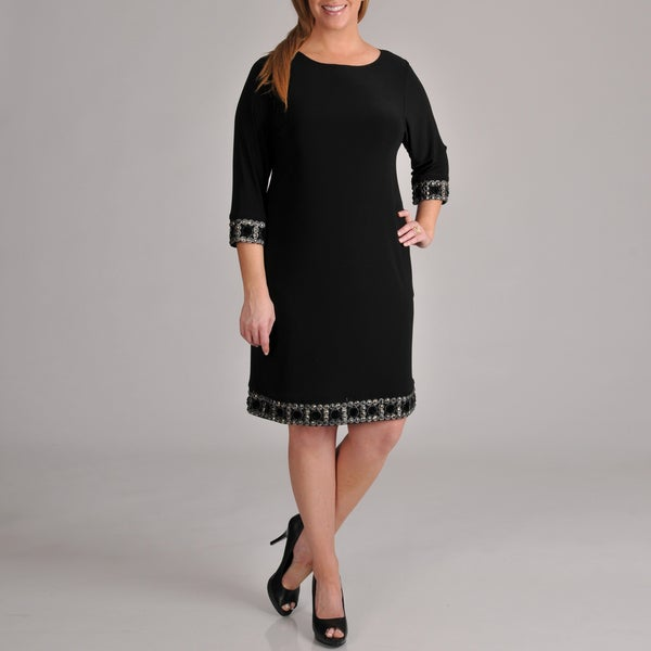 okay&co plus size dresses