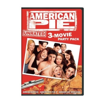 American Pie: Unrated 3-Movie Party Pack (DVD)